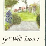 Muriel Dyson (get well soon card)