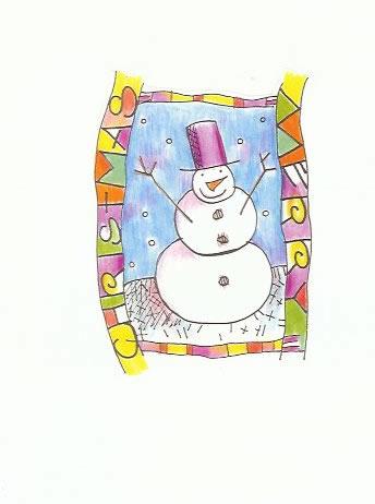 Lorraine Douglas - Christmas Card 2010
