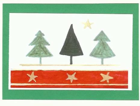 Muriel Dyson - Christmas Card 2010