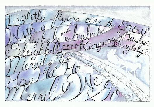 Jennifer Maier - Christmas Card 2010