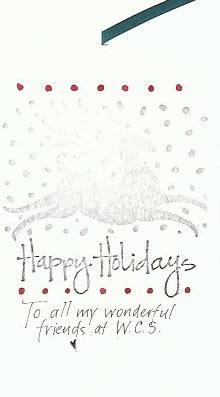 Leonie Price - Christmas Card 2010
