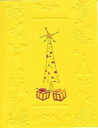 Sherry Springall - Christmas Card 2010