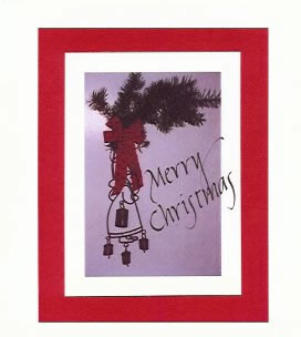Patricia Williams - Christmas Card 2010