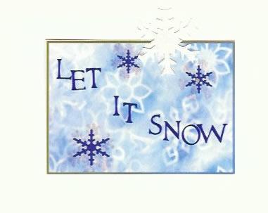 Janice Woodland - Christmas Card 2010