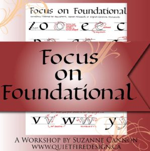 Foundational with Suzanne Cannon @ Burnaby Lake Sports Complex West