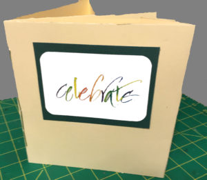Celebration Book and your Calligraphy Toolbox @ Peace Church